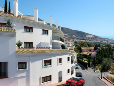 Benalmadena, Off plan 3 bed duplex apartment within a prime location in Benalmadena
