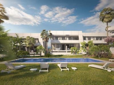 Marbella East, Ultra-modern 3 bedroom luxury townhouse in Marbella