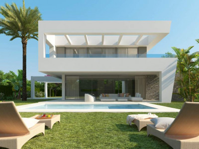 Marbella East, Unique contemporary villa project in Marbella