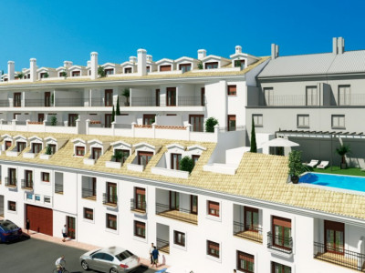 Benalmadena, Off plan 1 bed apartment within a prime location in Benalmadena