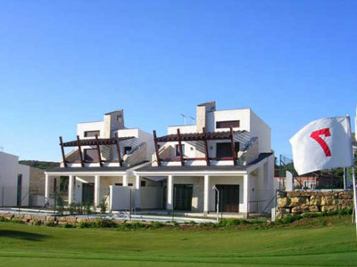 Estepona, Frontline golf villa located in a privileged location with spectacular views