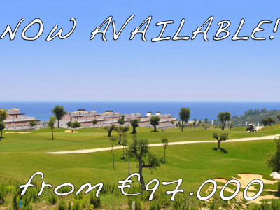 Estepona, Here Now! 2 bedroom apartments with guaranteed income in Estepona
