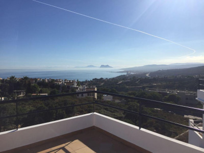 Sotogrande, Here Now! Four level house with stunning sea and Gibraltar views