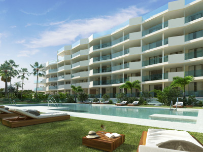 Fuengirola, 1 bedroom apartment within an innovative and elegant promotion in Fuengirola