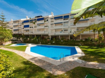 San Pedro de Alcantara, Duplex beachside penthouse for sale in San Pedro de Alcantara