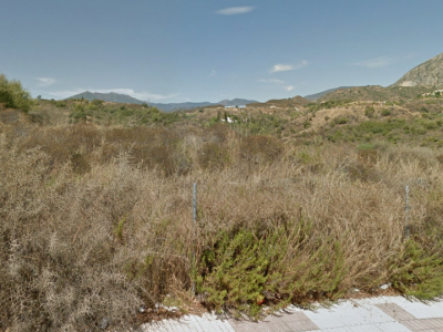 Nueva Andalucia, Plot in the Golden Mile for 6 villas