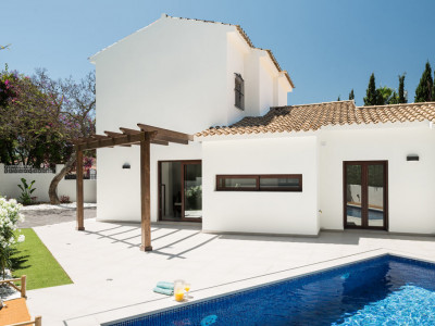 Marbella Golden Mile, Brand new contemporary villa in Marbella Golden Mile