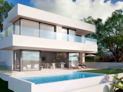 Estepona, Brand new luxury villa project in Estepona