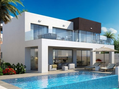 Mijas Costa, 16 brand new design luxury villas in Cala de Mijas, Costa del Sol
