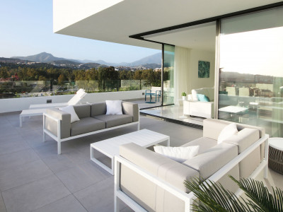 Estepona, 40 Brand New Luxury Apartments and Penthouses in the best area of the New Golden Mile, Costa del Sol