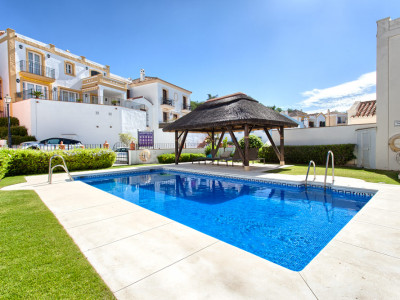 Benahavis, Nice south facing townhouse in La Heredia, Benahavis
