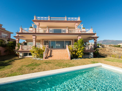 Benahavis, Quality built 8 bedroom villa in Los Flamingos, Benahavis