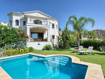Benahavis, Magnificent villa in Lomas De La Quinta, Benahavis