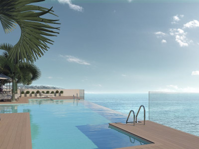 Estepona, Brand new seafront apartments in Estepona