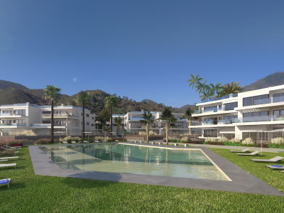 Benahavis, 3 bedroom contemporary apartment in a breath-taking natural setting in Benahavis