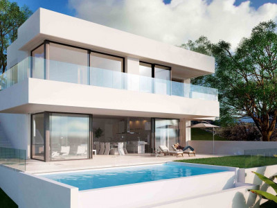 San Pedro de Alcantara, Contemporary beach side villa project in San Pedro de Alcantara