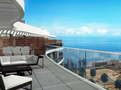 Fuengirola, Brand new ground floor apartment in a luxury complex in Fuengirola