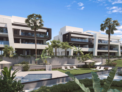 Estepona, 3 bedroom apartment in a stunning boutique project in New Golden Mile