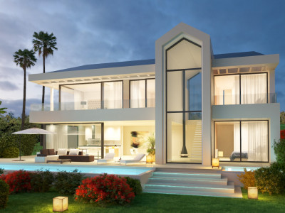 Benahavis, Beautiful villa project in Lomas de La Quinta