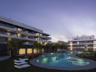 Mijas Costa, Nuevos apartamentos contemporáneos en Cala de Mijas