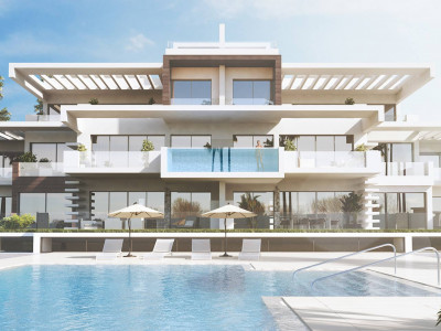 Marbella Golden Mile, Brand new luxury penthouse in Marbella Golden Mile