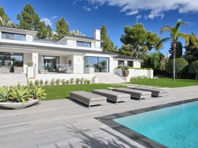 Marbella East, Beautiful recently reformed villa in Hacienda Las Chapas, Marbella
