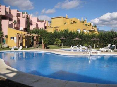San Pedro de Alcantara, Front line golf duplex penthouse in Guadalmina with open views over the golf course