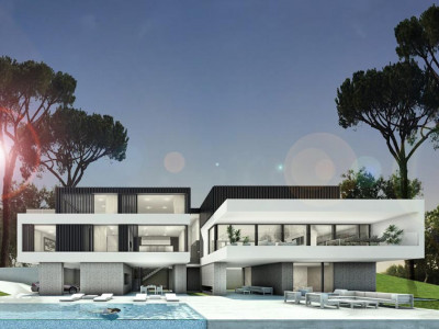 Marbella East, Modern contemporary villa in Marbella east with excellent quality finishes throughout