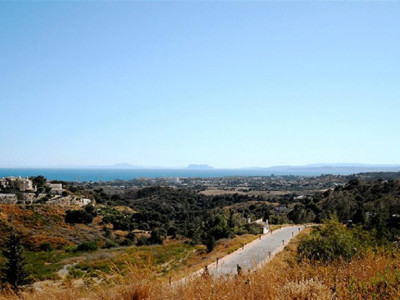 Estepona, Large Double Plot on the New Golden Mile in Estepona with panoramic Views of the Mediteranean