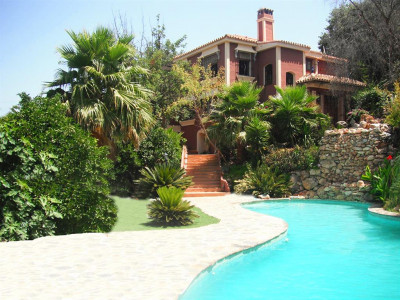 Alhaurin el Grande, Boutique hotel in Alhaurin el Grande with spacious exotic gardens and fantastic recreational areas