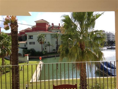 Sotogrande, Luxury apartment with marina views in Sotogrande port on the Costa del Sol