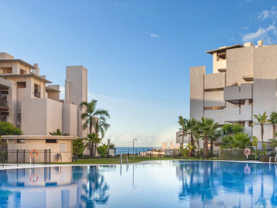 Estepona, Exlusive front line beach apartments located on the New Golden Mile on the Costa del Sol Spain for sale