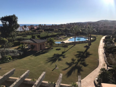 Casares, Beautiful 2 bedroom penthouse apartment with breath-taking panoramic sea views