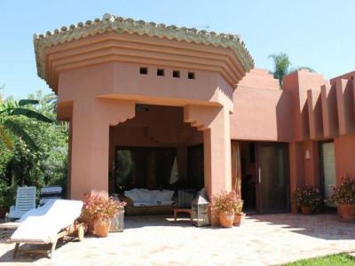 Nueva Andalucia, Moroccan style Villa near Puerto Banus and the beach on the Costa del Sol Spain