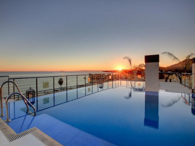 Estepona, Quality luxury beachfront apartments located on the New Golden Mile near Marbella Spain for sale