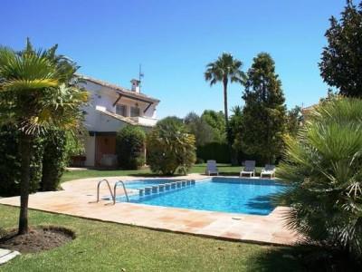 San Pedro de Alcantara, Villa cerca de la playa en Guadalmina cerca de San Pedro de Alacantara en España