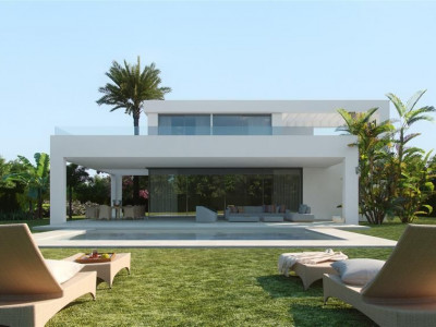 Marbella East, Modern contemporary villas set within a very private urbanisation close to Marbella town
