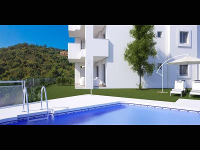 Marbella East, Mediterranean style apartments with free golf included in east Marbella
