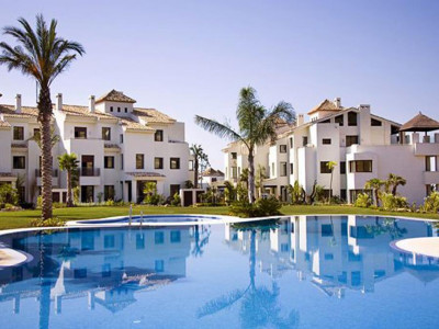 Benahavis, Exclusive apartments in Benahavis near the New Golden Mile on the Costa del Sol