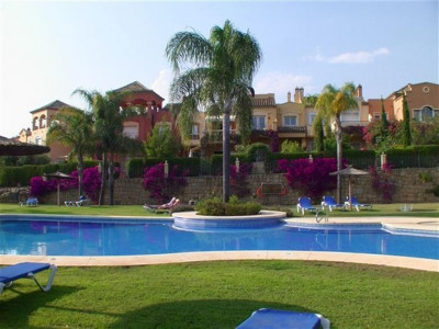 Marbella - Puerto Banus, Excellent townhouse in Puerto Banus a short walk from the port and the beach