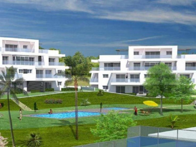 San Pedro de Alcantara, Off-plan opportunity apartments in Guadalmina within walking distance to the golf course