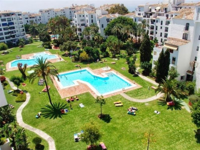 Marbella - Puerto Banus, Apartment property in Marbella located in central Puerto Banus next to the beach
