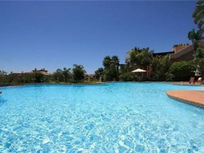 Marbella Golden Mile, Quality apartment property in Marbella on the Golden mile only a five minute drive from town