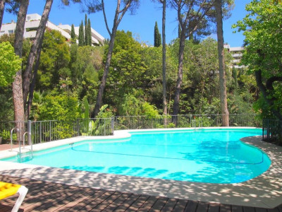 Marbella, Quality beachside apartment property in Marbella town on the Costa del Sol