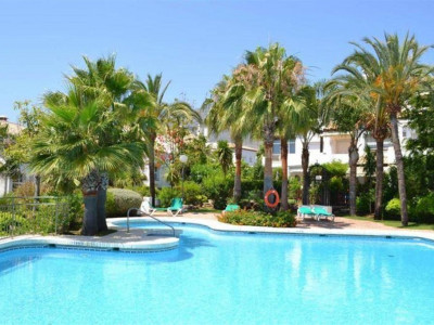 Marbella Golden Mile, Townhouse property in Marbella on the Golden Mile close to Puerto Banus