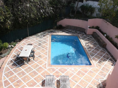 Nueva Andalucia, Beautiful spacious villa property in Nueva Andalucia with panoramic views
