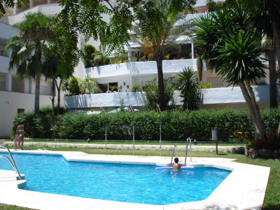Nueva Andalucia, Apartment in Nueva Andalucia close to Puerto Banus in Marbella Spain