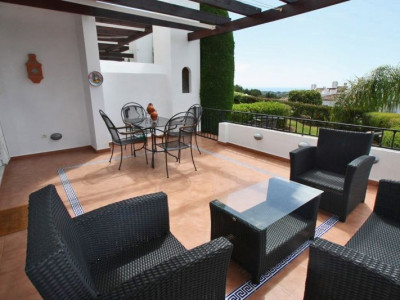Nueva Andalucia, Townhouse on the Aloha golf course in Nueva Andalucia near Puerto Banus Spain