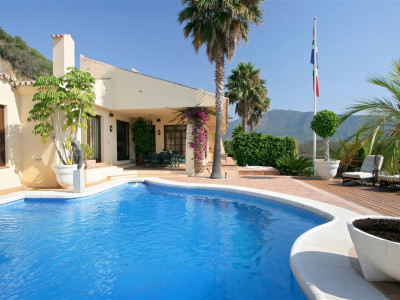 Benahavis, Private estate located in the Benahavis hills in the Andalucia region of Spain