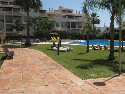 Nueva Andalucia, Ground floor apartment near Puerto Banus on Spain Costa del Sol